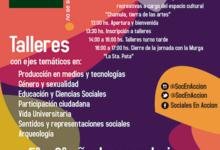 Llega la XVIII edición de Sociales en Acción