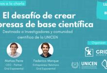"""Encuentro""""El desafío de crear empresas de base científica"""""""