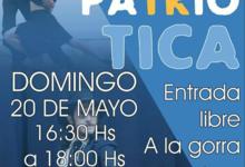 Este 20 de mayo Varieté Patriótica en la Universidad Barrial
