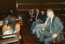 Energía por oleajes: videoconferencia y misión a Rusia