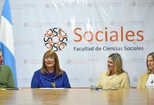 """Sociales reconoció como """"Profesora Emérita"""" a la Dra. Alicia Villafañe"""