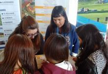 UNICEN mostró su oferta educativa a estudiantes de Juárez