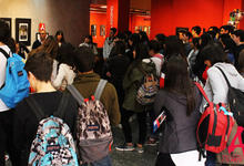 Jornadas de visitas Guiadas y promoción en Arte