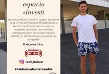 "Segunda charla ""Espacio Sinvesti"" en vivo desde Instagram"