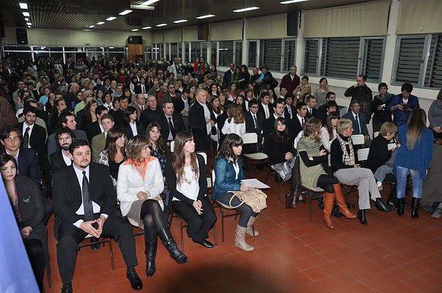 En Olavarru00eda nuevos graduados recibiru00e1n su tu00edtulo universitario